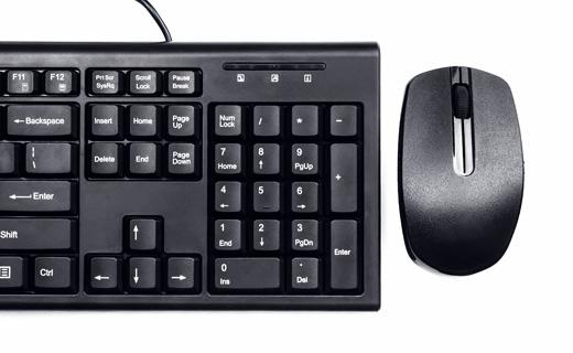 IT-Zubehoer für den Arbeitsplatz.
