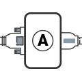 Zubehör für Audio/Video Lösung