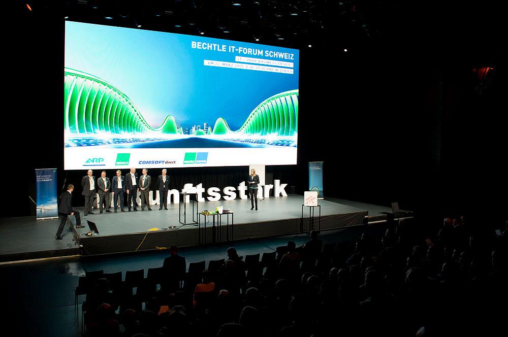 Bechtle IT Forum 2017