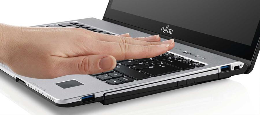 Sécurité Fujitsu