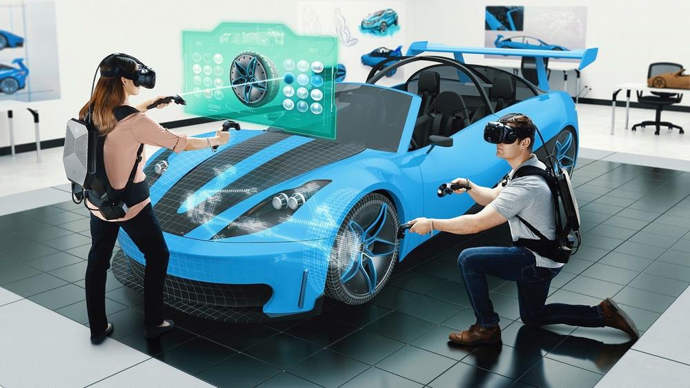 HP VR 3D