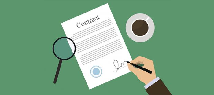 Bannière contrats agiles