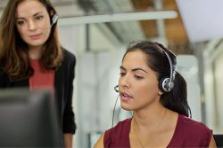 Le bruit au travail - call center