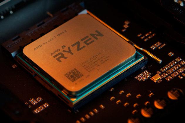 Processeurs AMD Ryzen 3