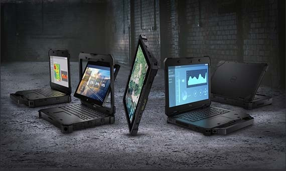 Dell Rugged produits