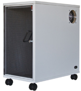 Schallschutzgehäuse PC 260x570x440 mm