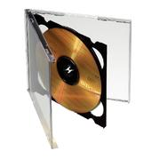 Hüllen für 3 Doppel-CD/DVD Jewel Case
