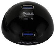 "USB Hub 3.0 ""Dome"" 4 Port"