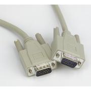 Monitorkabel VGA-DB15HD/m/m,2m,Standard