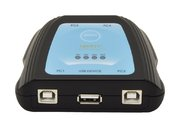 ARP USB Switchbox 4-zu-1 manuell