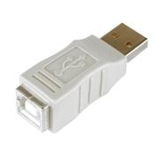 USB-Kupplung TypA/m-TypB/f