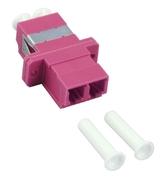 Stecker Fiber OM4 LC/LC Duplex
