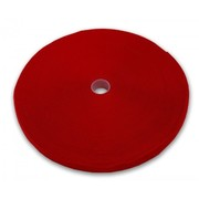 Kabelbinder Klett Rolle 25 m x 20 mm Rot