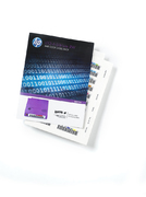 HP Ultrium 6 Barcode Label-Pack (100+10)
