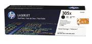 HP 305X Toner schwarz 2-Pack