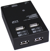 ARP Gigabit USB-Server RJ45, 4x USB 2.0