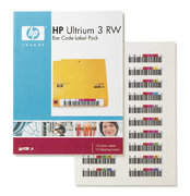 HP Ultrium 3 Barcode Label-Pack (100+10)