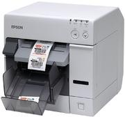 Epson TM-C3400 Drucker Ethernet, Cutter