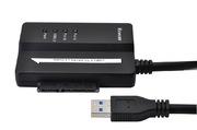 USB 3.0 zu 2x SATA Adapter