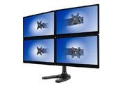 ARP Quad LCD Monitorhalterung, schwarz