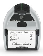 Zebra iMZ320 203 dpi Bluetooth Drucker