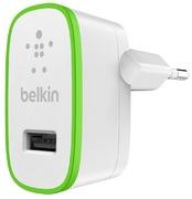 Belkin USB-Strom Ladegerät 2100mA weiß