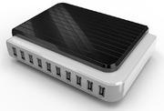ARP USB Ladestation 10x 2,1 A universal