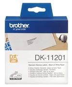 Brother Adress-Etiketten 29x90mm