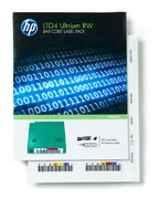 HP Ultrium 4 Barcode Label-Pack (100+10)