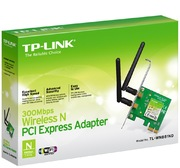 TP-LINK TL-WN881ND WLAN-Adapter PCIe