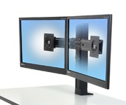 Ergotron WorkFit Dual-Monitor-Kit