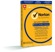 Norton Security Deluxe 3.0 1U 5 Devices