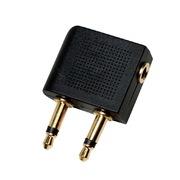 ARP Audio Adapter für Flugzeug 3.5 mm