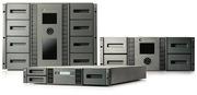 HPE MSL4048 LTO6 6250 FC Library/Tvlite