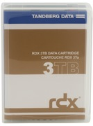 Tandberg RDX 3 TB Cartridge