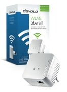 devolo dLAN 550 WiFi Powerline Adapter