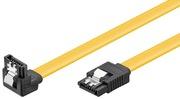 Kabel SATA III, 270° abgewinkelt, 0,5 m