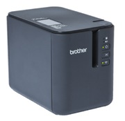 Brother P-touch PT-P900W Beschriftung