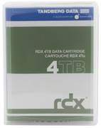 Tandberg RDX 4 TB Cartridge