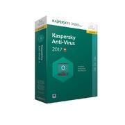 Kaspersky Anti-Virus 2017 Upgrade 1 User