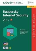 Kaspersky Internet Sec. 2017 Upgr. 3PC