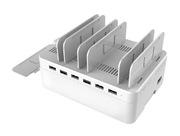 ARP USB Ladestation 6x 2,4 A universal