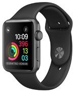 Apple Watch Series 1 Alum. 38 mm grau