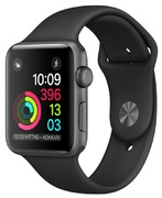Apple Watch Series 1 Alum. 42 mm grau