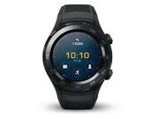 Huawei Watch 2 BT mit Sportband, schwarz