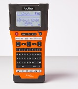 Brother P-touch PT-E550WVP Beschriftung