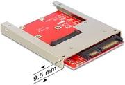 Delock mSATA - SATA 9,5 mm Adapterrahmen