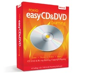 Corel Roxio Easy CD & DVD Burning 1U