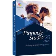 Corel Pinnacle Studio 20 Plus DE 1U