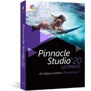Pinnacle Studio 20 Ultimate, Box